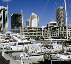 Viaduct Harbour - Auckland, New Zealand